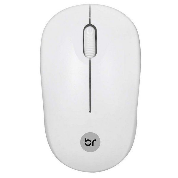 MOUSE S/FIO WI-FI 2.4GHZ COLORS BRIGHT  - Express Informática