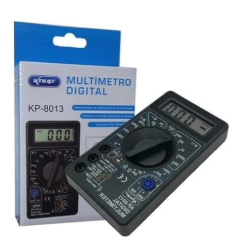 MULTIMETRO DIGITAL LCD 3