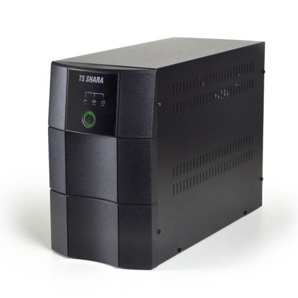NOBREAK 3200VA BIVOLT 12T SENOIDAL 2BS/2BA TS SHARA  - Express Informática