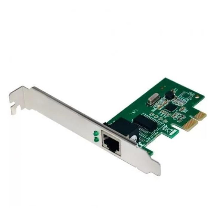PLACA DE REDE 10/100/1000 GIGABIT PCI-EXPRESS 1X GA150 MULTILASER  - Express Informática