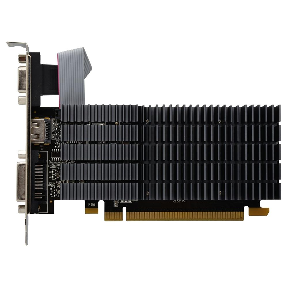 PLACA DE VIDEO 2GB DDR3 64BIT RADEON R5 220 VGA/DVI/HDMI AFOX  - Express Informática