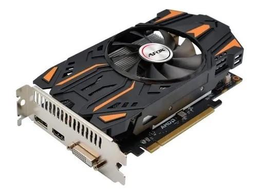 PLACA DE VIDEO 2GB DDR5 128BIT RADEON RX550 DISPLAYPORT-HDMI-DVI AFOX