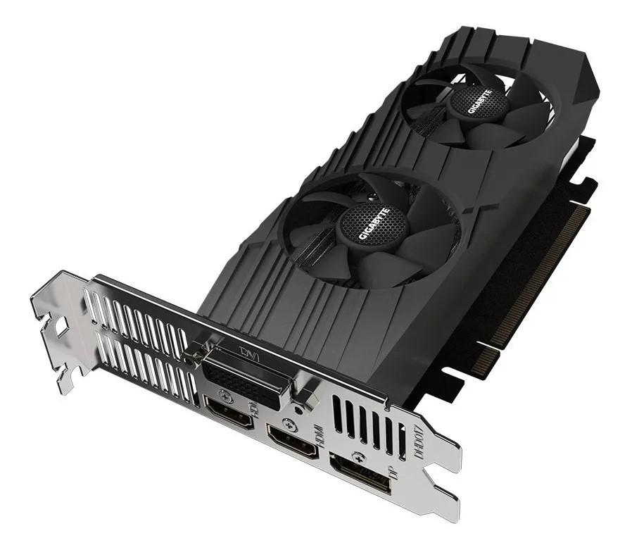PLACA DE VIDEO 4GB/DDR5 128BIT GTX-1650 LOW HDMI/DP GIGABYTE  - Express Informática