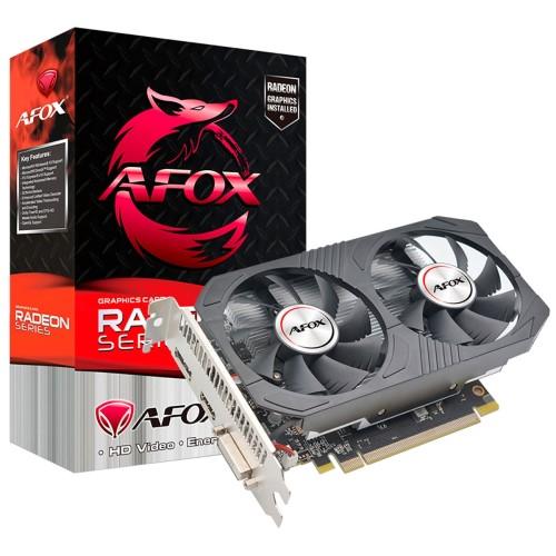 PLACA DE VIDEO 4GB DDR5 128BIT RADEON RX550 DISPLAYPORT-HDMI-DVI AFOX