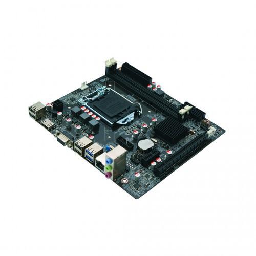 PLACA MAE 1150 BMBH81-M DDR3 V/S/R/HDMI BLUECASE - OEM  - Express Informática