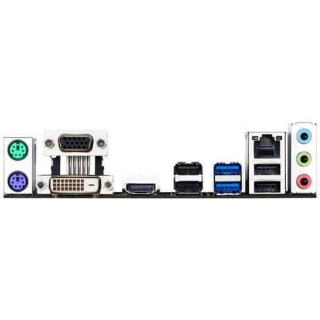 PLACA MAE 1151 DDR3 GA-H110M-S2H V/S/R/HDMI GIGABYTE  - Express Informática
