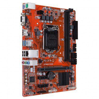 PLACA MAE 1151 DDR4 IPMH110G V/S/R/HDMI PCWARE  - Express Informática