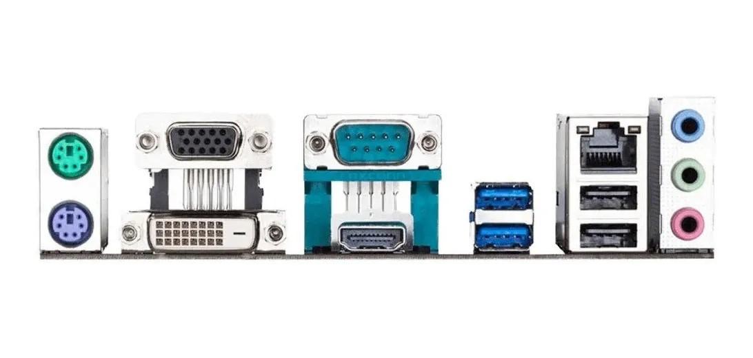 PLACA MAE 1151 DDR4 IPMH310G PRO V/S/R/HDMI 9ª GER PCWARE  - Express Informática