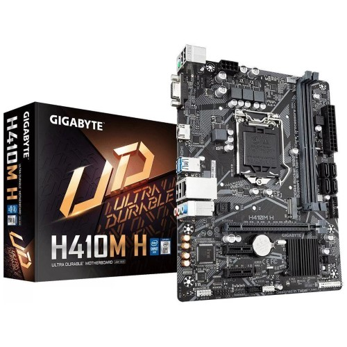 PLACA MAE 1200 DDR4 M.2 NVMe VGA/DMI H410M H 10ª GER GIGABYTE
