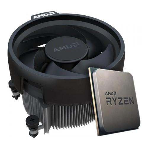 PROCESSADOR AMD RYZEN 5 2400G AM4 4CORE 3.6GHZ 6MB CACHE BOX