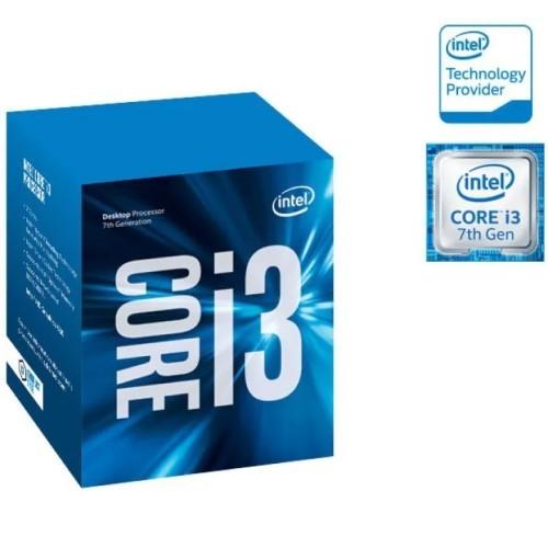 PROCESSADOR INTEL CORE I3-7100 3.9GHZ 3MB CACHE 1151 7ª GER BOX