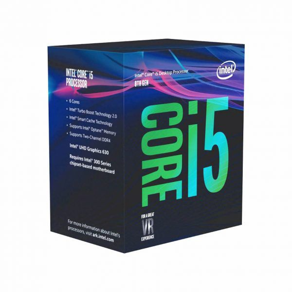PROCESSADOR INTEL CORE I5-9400 2.9GHZ 9MB 1151 BOX  - Express Informática