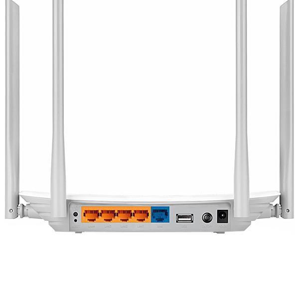 ROTEADOR WI-FI AC1200 5/2.4GHZ GIGABIT/USB TP-LINK  - Express Informática