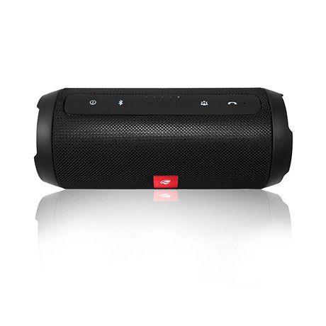 SPEAKER 2.1 BLUETOOTH FM/USB/MICRO SD SP-B150BK C3 TECH  - Express Informática