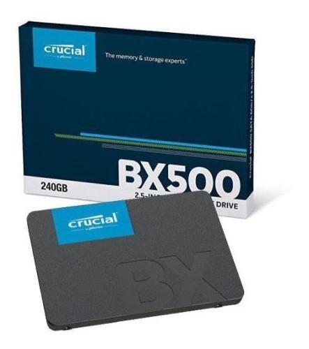 SSD 240GB SATA III 6Gb/s 540MBPS 2,5
