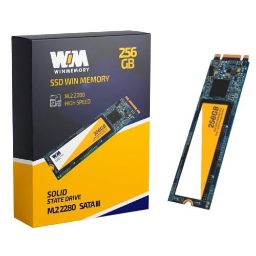 SSD 256GB M.2 SATA 560MBPS 2280 SWB256G WINMEMORY