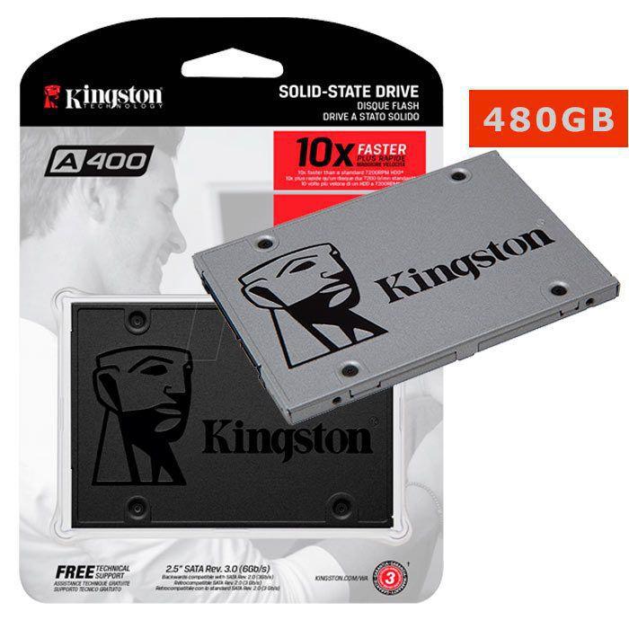 SSD 480GB SATA III 6.0GB/s 2,5