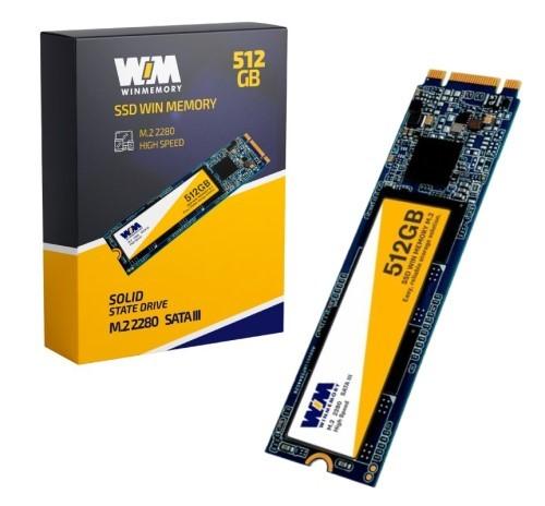 SSD 512GB M.2 SATA 560Mbps 2280 SWB512G WINMEMORY