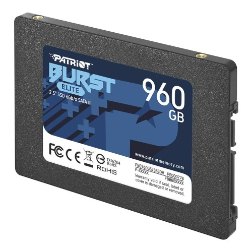 SSD 960GB SATA III 6.0 2,5