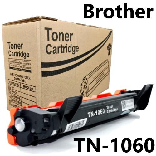 TONER COMPATIVEL BROTHER TN1060 PRETO RHB