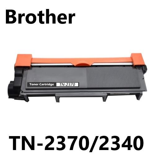 TONER COMPATIVEL BROTHER TN2370/2340 PRETO MX