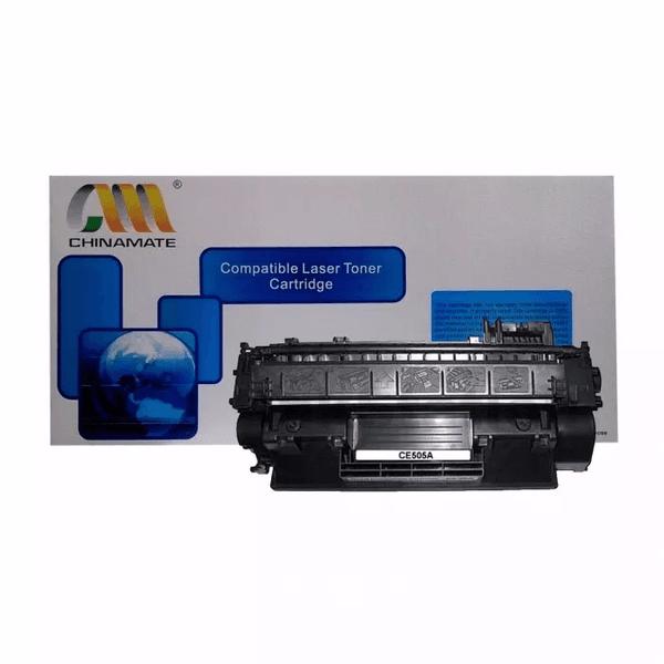 TONER COMPATIVEL HP 05A/80A PRETO ST@RINK