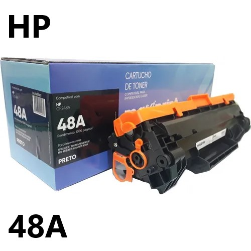 TONER COMPATIVEL HP 48A PRETO MAXPRINT