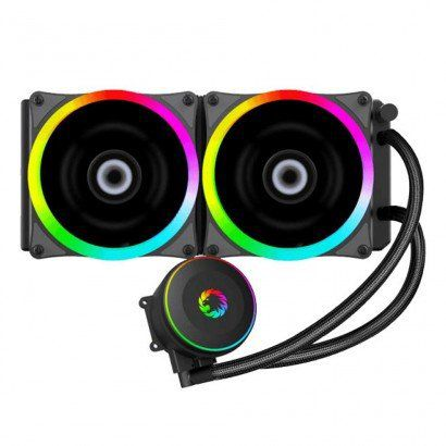 WATER COOLER RGB 240 ICEBERG INTEL/AMD GAMEMAX