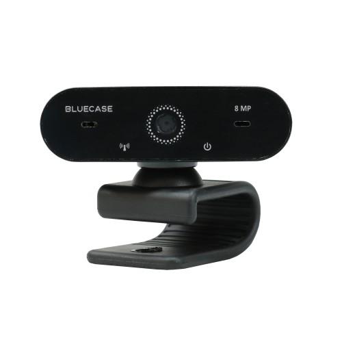 WEBCAM 8MP ULTRA HD C/MICROFONE USB 2.0 BWEBUHD-01 BLUECASE