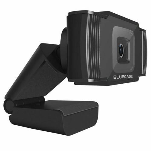 WEBCAM HD 1080P USB BWEB1080P-01 BLUECASE  - Express Informática
