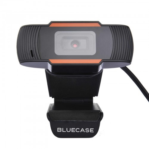WEBCAM HD 720P C/MICROFONE USB 2.0 BLUECASE  - Express Informática