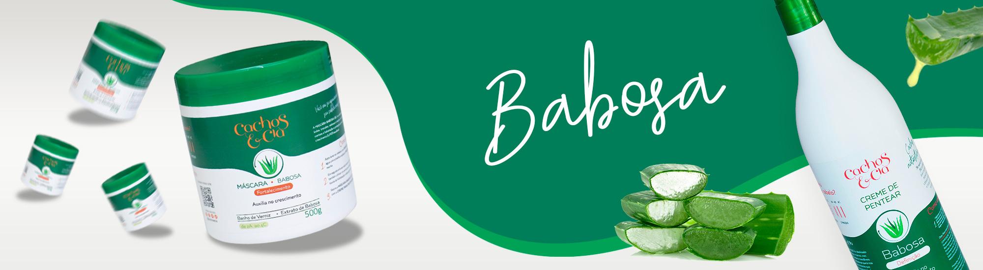 Banner Lancamento Babosa