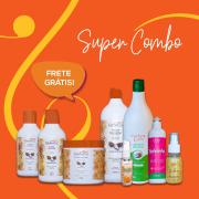 FRETE GRÁTIS (E.S) SuperCombo Cachos & Cia