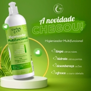 Higienizador Multifuncional Vegano - 320ml