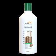 Shampoo de Coco & D'Pantenol Vegano e Liberado - 500ml - Lowpoo