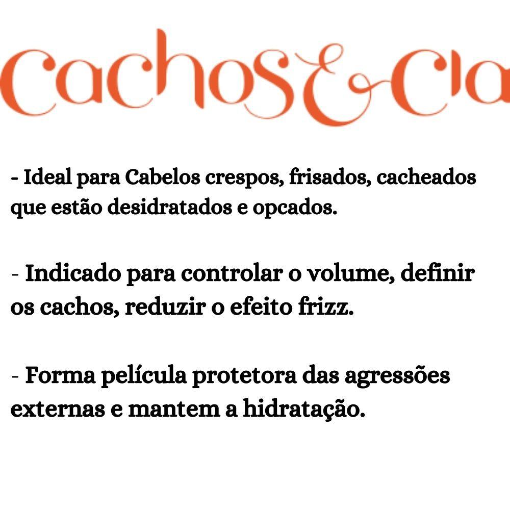 Creme de Pentear Natural Clássico - 1000ml - 3A - 4C