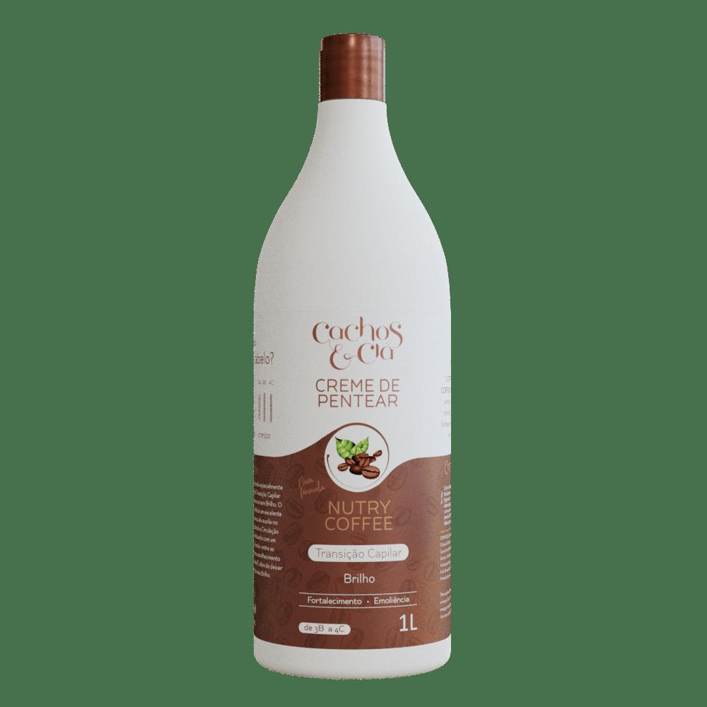 Creme de Pentear Nutry Coffee - 1000ml