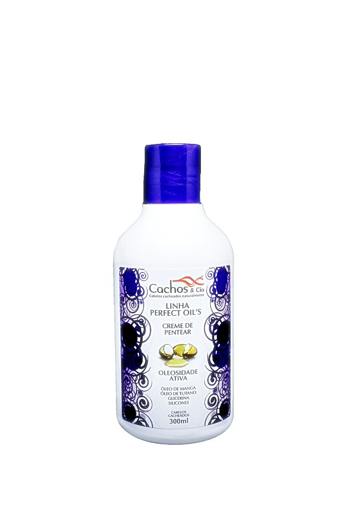 Creme de Pentear Perfect Oil's - 300ml