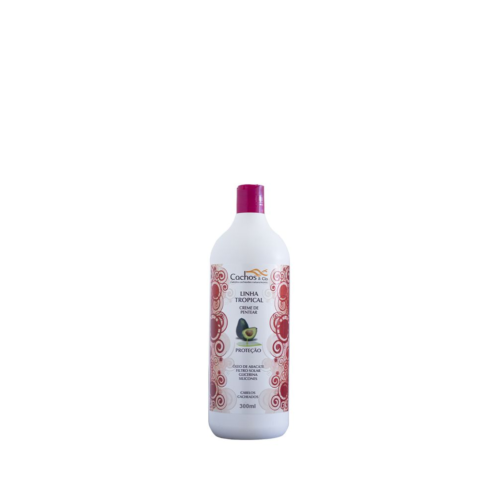 Creme de Pentear Tropical - 300ml