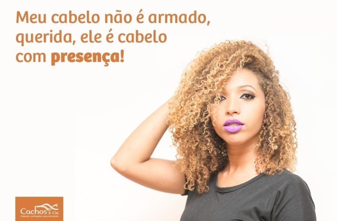 Geleinha Capilar - Liberada 320 ml