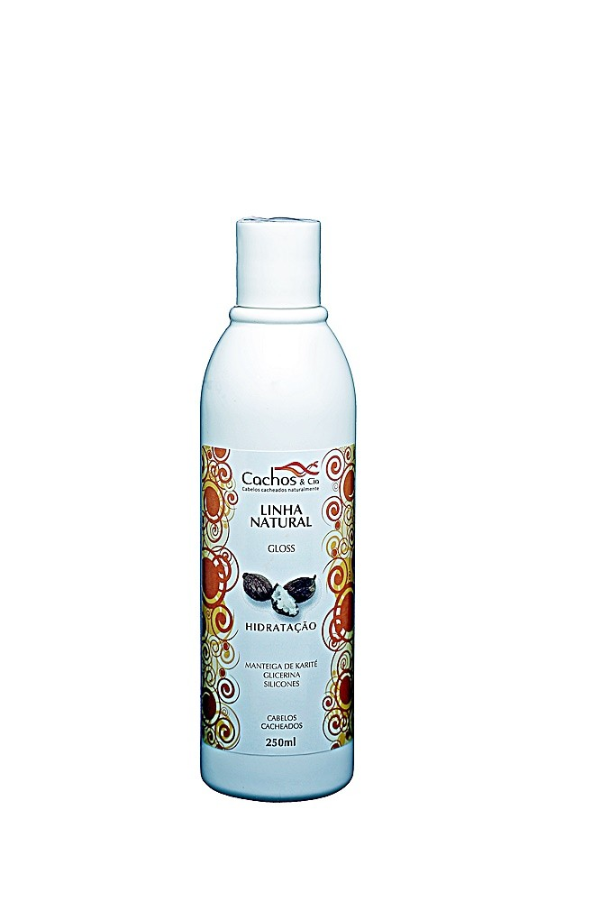 Gloss Hidratante Natural - 300ml