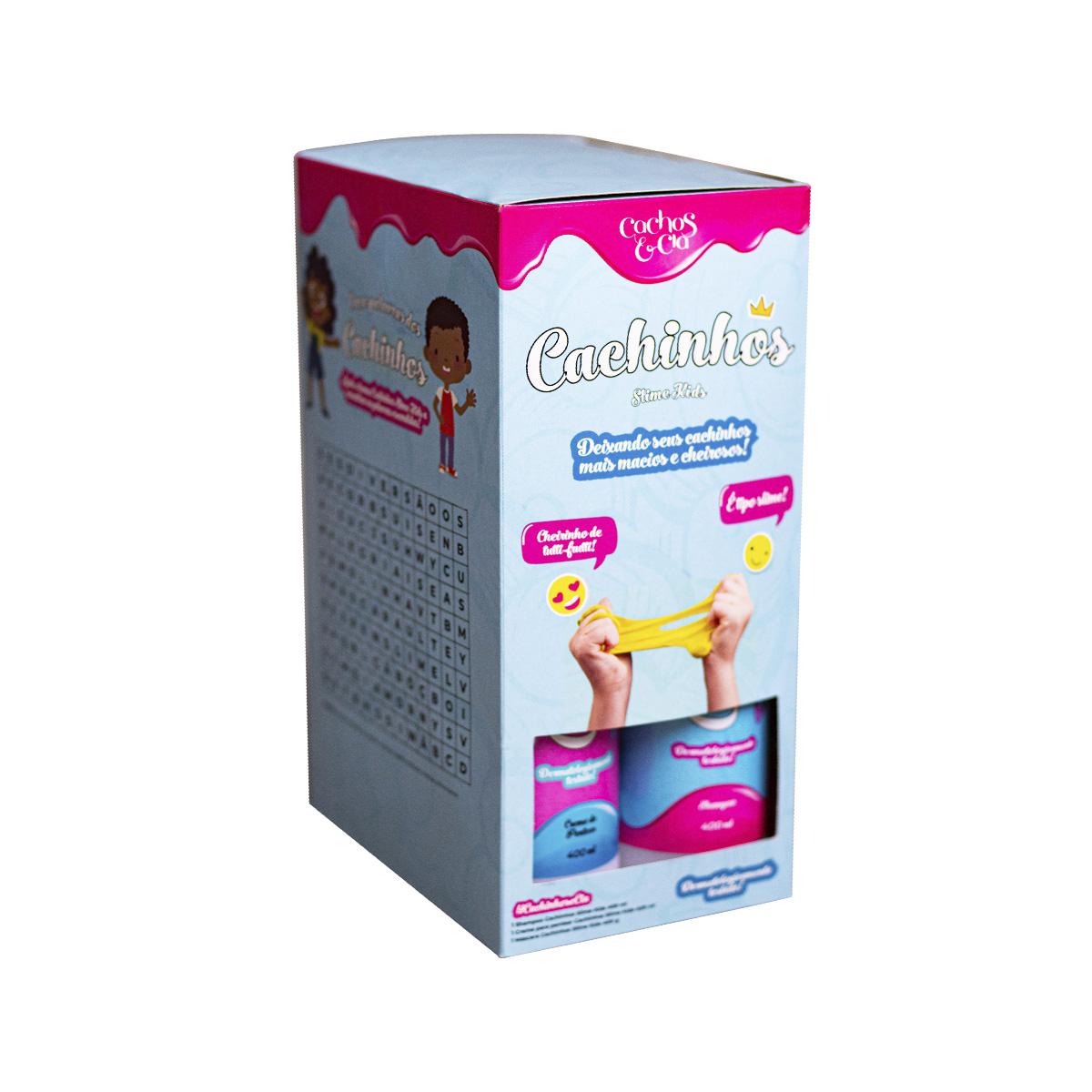 Kit Infantil Azul com 3 Itens