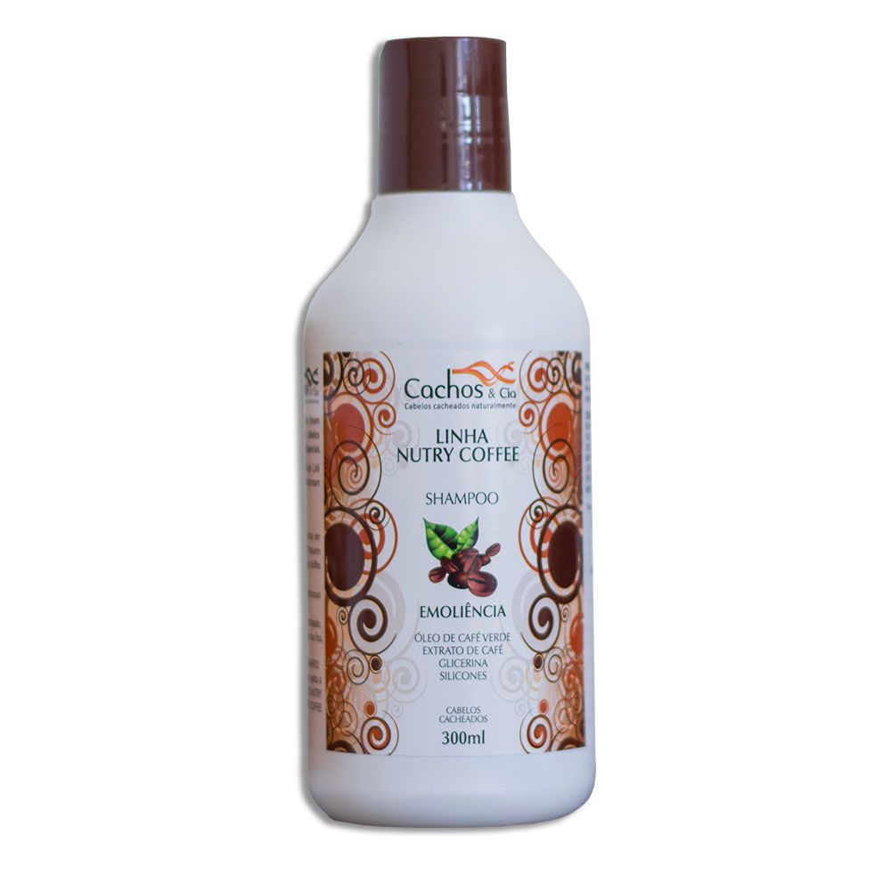 Shampoo Nutry Coffee - 300ml