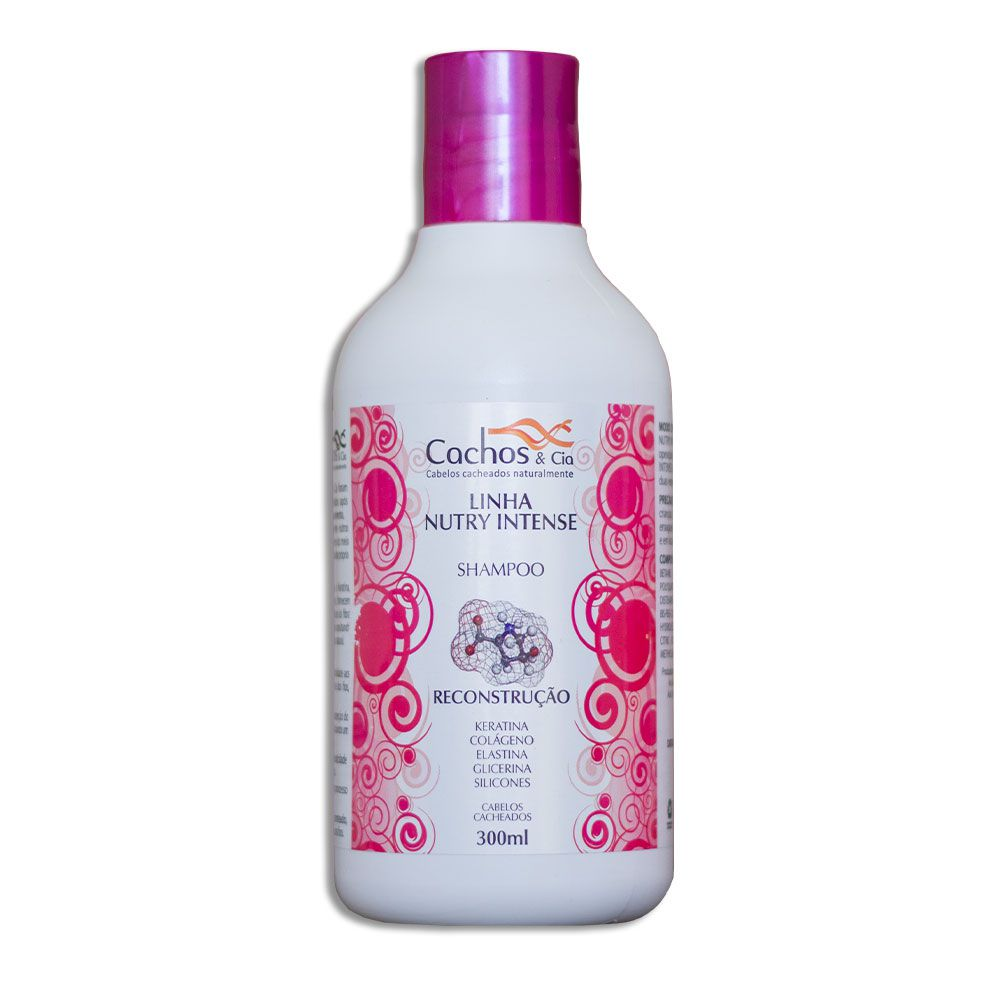 Shampoo Nutry Intense - 300ml