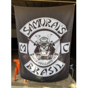 Bandeira Personalizada Moto Clube