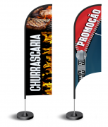 Wind banner / Flag banner Personalizado