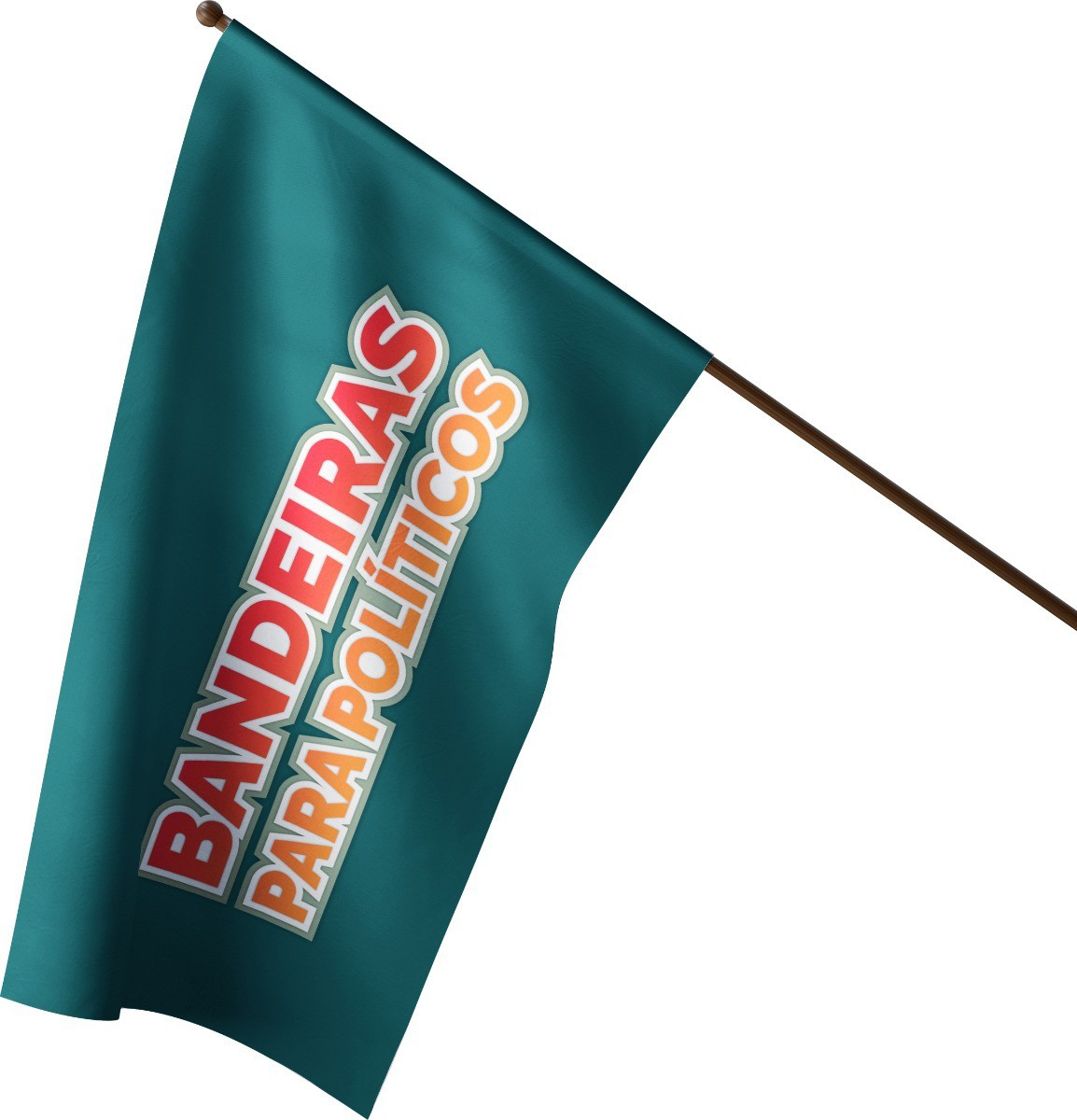 Bandeira Campanha Política