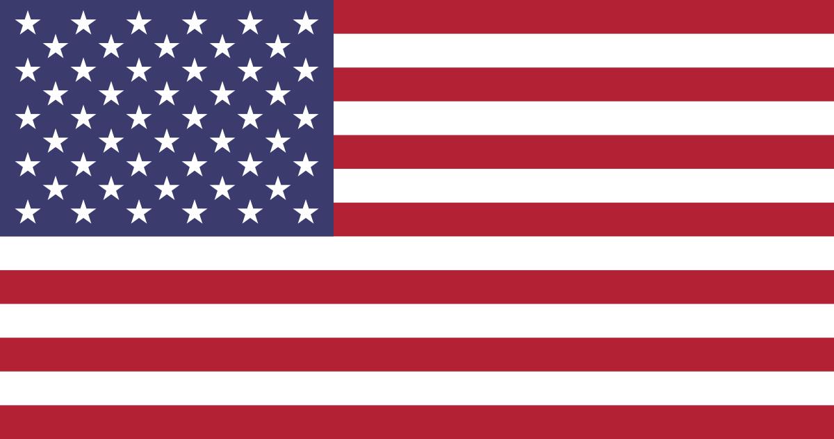 Bandeira Estados Unidos