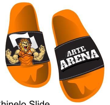 Chinelo Slide Personalizado