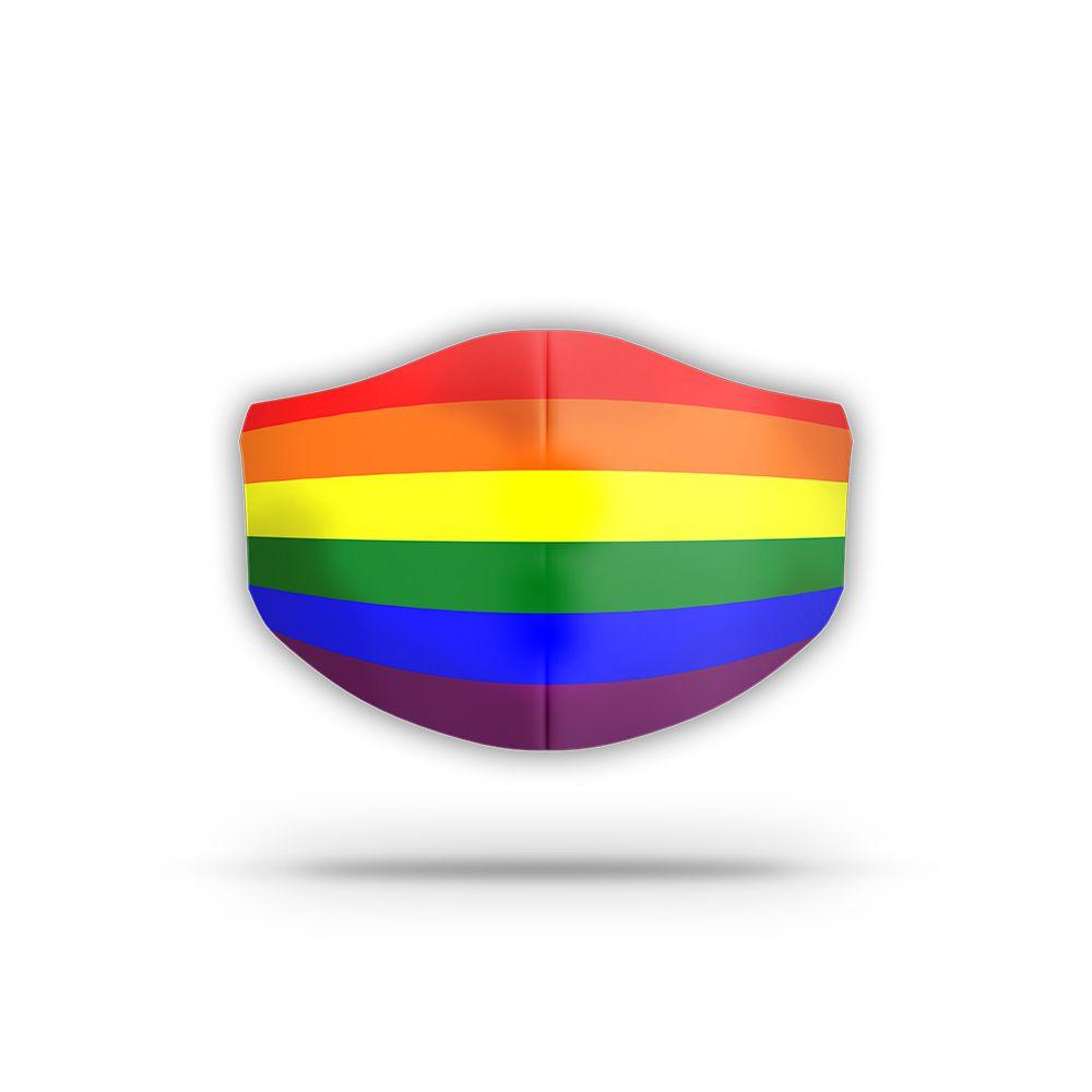 Máscara LGBT